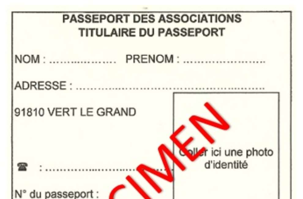 Le Passeport des associations